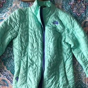 Teal Size Medium Jacket from The North Face